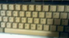 Amiga 500 older Red LED keyboard Good cond tested has yellowlng see listing