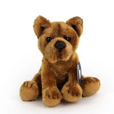 Stofftier kl. Staffordshire Terrier, Hund, Plüschtier (h ca. 13 cm) Bull Terrier