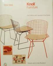 LIVRE/BOOK : MOBILIER KNOLL 1938 - 1960 (meuble,chaise,furniture,chair,fauteuil