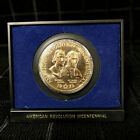 SAMUEL ADAMS AMERICAN REVOLUTION BICENTENNIAL 1973 COMMEMORATIVE MEDAL COIN