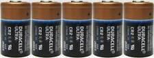 5 NEW Duracell Ultra CR2 Photo Battery KCR2 EL1CR2 DLCR2B RLCR2 L1CR2 Exp 2024