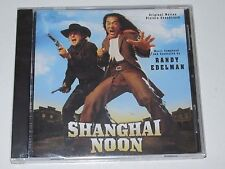RANDY EDELMAN/SHANGHAI NOON, SOUNDTRACK(VARESE SARABANDE 302 066 154 2) CD ALBUM
