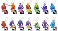 Stand Mini Acrylic Keychain JoJo Golden Wind Vol.2 14Pack BOX