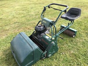 Atco Royale B24 Cylinder Mower & B30 Roller Chair
