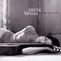 Carla Bruni Quelqu'un m'a dit (2002) [CD]
