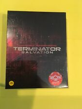 Terminator Salvation Kimchidvd Fullslip A2 Blu-ray Steelbook Mint NEW