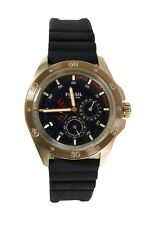 Fossil Men's Sport 54 Blue Silicone Chronograph Watch CH3062