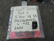 VOLKSWAGEN GOLF 1.6 SR 5 DOOR DASH & HEADLIGHT HEIGHT CONTROL SWITCH MARK 4 2000
