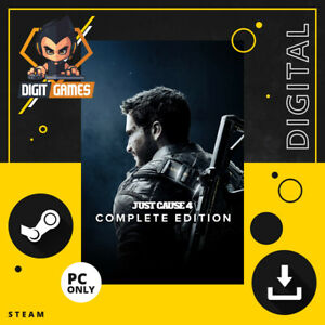 Just Cause 4 Complete Edition - Steam Key / PC Game