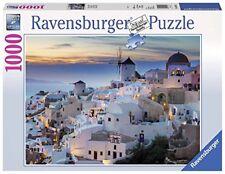 Ravensburger Italy Puzzle Santorini, 1000 Pezzi, 19611 (Z0u)