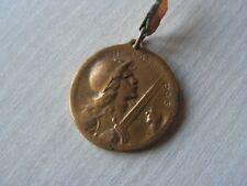medaille verdun on ne passe pas   1916   ww1 (ref 6000)