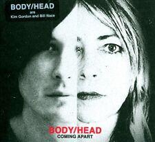 Body/Head CD Coming Apart 2013 Kim Gordon Bill Nace Sonic Youth