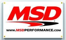MSD Ignition 6AL 7AL Banner Flag Holley NOS ARP Edelbrock Weiand Drag Drift Race