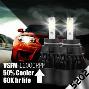 XENTEC LED HID 6K Foglight Conversion kit 5202 12086 H16 GMC Yukon 2007-2014