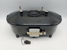 Morse G3 Daylight Bakelite Developing Tank for 8mm, 16mm & 35mm Film