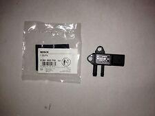 BOSCH Sensor de presión escape diferencial VW Audi Skoda Seat 0281002710
