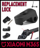 XIAOMI M365 Lock de Remplacement Potence  Steering Wheel Fold Replacement NEW
