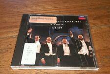 Carreras - Domingo - Pavarotti in concert  Mehta CD  Opera Granada No Puede Ser