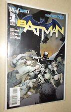 Batman 1 New 52 1st Print Near Mint Snyder Capullo DC Comics 9.4