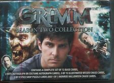 Grimm Season 2 Factory Sealed Premium Box