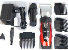 Ceramic Professional Barber Hair Cutter 2 Battery 4 essays for private and hairdressers 508#