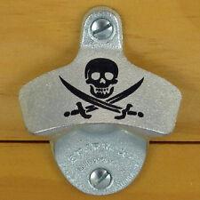 SKULL & SWORDS Pirate Starr X Stationary Bottle Opener