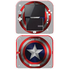 Vinyl Skin Decal Cover for Nintendo 2DS - US Steel