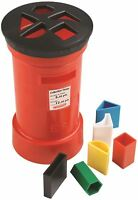 Casdon POST BOX Pretend Household Cleaning Play Pre-School Toy BN
