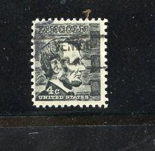 United States 1282  Lincoln Prominent American Venice Florida Precancel