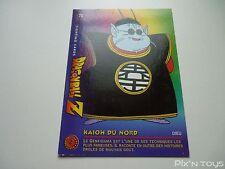 Carte originale Dragon Ball Z Fighting Cards N°70 / Panini 1999 BIRD STUDIO