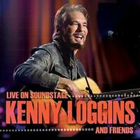Kenny Loggins And Friends - Live On Soundstage (Deluxe) (NEW 2CD+DVD)