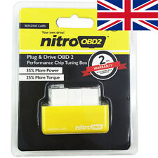 OBD2 Performance Chip Tuning Rimappatura/Scatola. FORD e CITROEN. Plug in & Play!