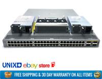 Cisco N3K-C3064TQ-10GT Nexus 3064-T 48x 10GBase-T and 4x QSFP+ Ports - Warranty