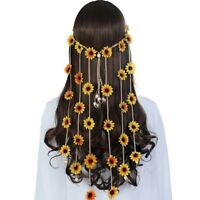 Flower Design Head band Fashionable Ladies Headdress Bohemian Styles Accessories