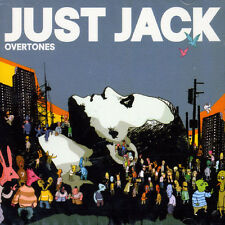 Just Jack - Overtones [New CD] Thailand - Import