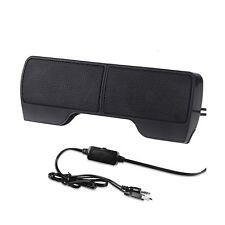 ELENKER Portable Clip-On USB Powered Speaker Stereo Multimedia Speaker, Mini ...