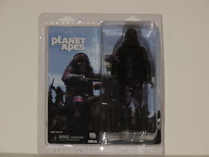 Planet of the Apes Retro 8 Inch Action Figure of a Gorilla Soldier