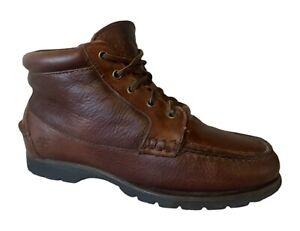 Timberland Boots 57331 Waterproof Gore-Tex Moc Toe Chukka Boots - Women's 7.5M