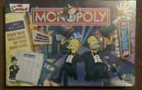 Monopoly The Simpsons Electronic Banking Edition Board Game