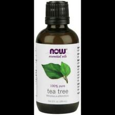 Tea Tree Oil 2 0z by Now Foods