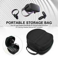 Travel Hard Case for Oculus Quest Gaming Headset Outdoor Carrying Storage Bag