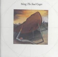 Soul Cages 0075021640528 by Sting CD