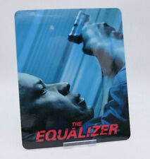 THE EQUALIZER - Glossy Fridge or Bluray Steelbook Magnet Cover (NOT LENTICULAR)