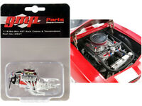 ENGINE & TRANSMISSION REPLICA BIG RED 427 RACE ENGINE 1/18 SCALE BY GMP 18947