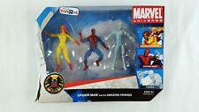 Marvel Universe TRU 2009 Spider-Man and his Amazing Friends Firestar Iceman