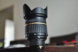 Tamron  AF 17-50mm F2.8 DX lens for Nikon D50,70,80,90,100,200,300,7000,7100,
