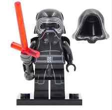 Lego Star Wars Custom Kylo Ren Minifigure - US Seller