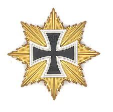 German Star of the Grand Cross of the Iron Cross WORLD WAR 1 Blücher's Star