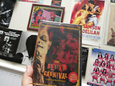 The Devil's Carnival 2 Disc Set Blu-Ray & DVD Horror Cabaret Saint or Sinner