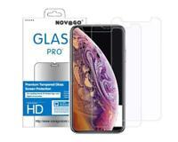 Lot de 2 Films Protection écran pour Apple iPhone XR (i6.1) en Verre trempé